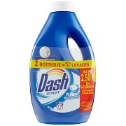 Dash Detersivo Liquido Lavatrice Bicarbonato 34 Lavaggi, 2x17 Lavaggi