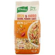 Knorr Buono per Te Orzo & Farro Zucchine, Pomodori e Carote