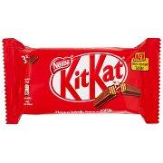 Nestlé Kitkat Original Wafer Ricoperto di Cioccolato al Latte 3 Snack da 41,5g