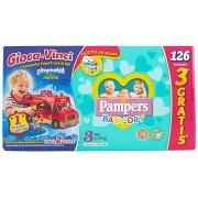 Pampers Baby Dry Megapack Bonus Pack Midi X126