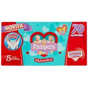 Pampers Baby-dry Mutandino Special Junior X70