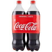 Coca Cola Taste 1,5l x 2 (Pet)
