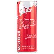 Red Bull Energy Drink Gusto Frutti Rossi e Agrumi