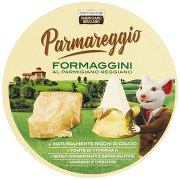 Parmareggio 8 Formaggini al Parmigiano Reggiano