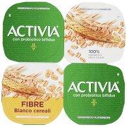 Activia Fibre Bianco Cereali 4 x 125 g
