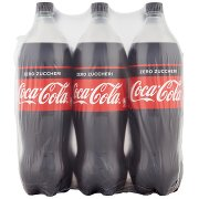 Coca Cola Zero 1,5l x 6 (Pet)