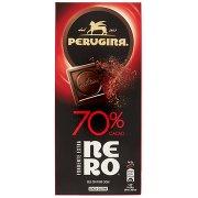 Perugina Nero Fondente Extra 70% Tavoletta di Cioccolato Fondente Extra con 70% di Cacao