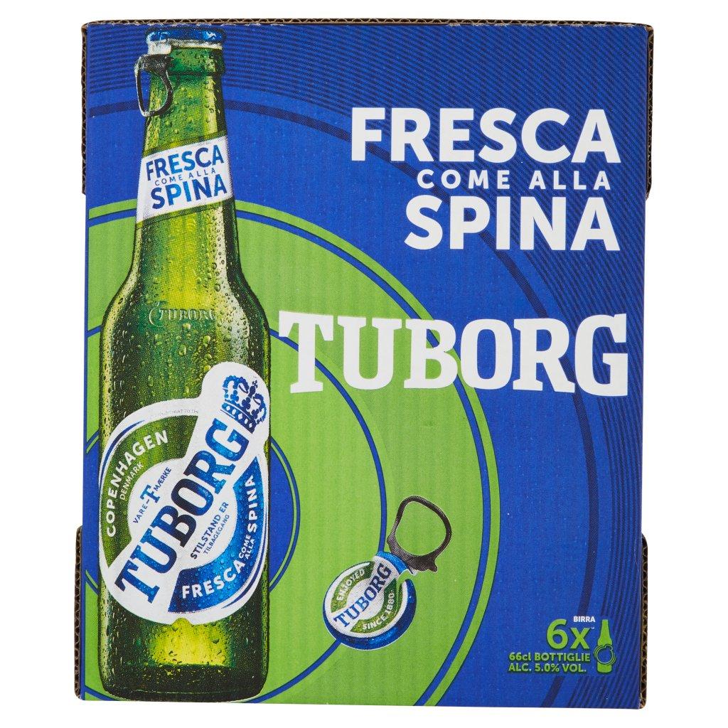 Tuborg Fresca Come alla Spina Confezione 6X66Cl 2