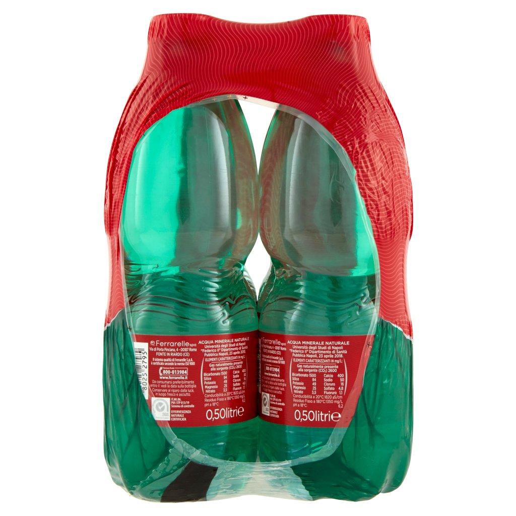 Ferrarelle 6 x 0,5 l Imballaggio 6 Bottiglie Da 0,5 L 4