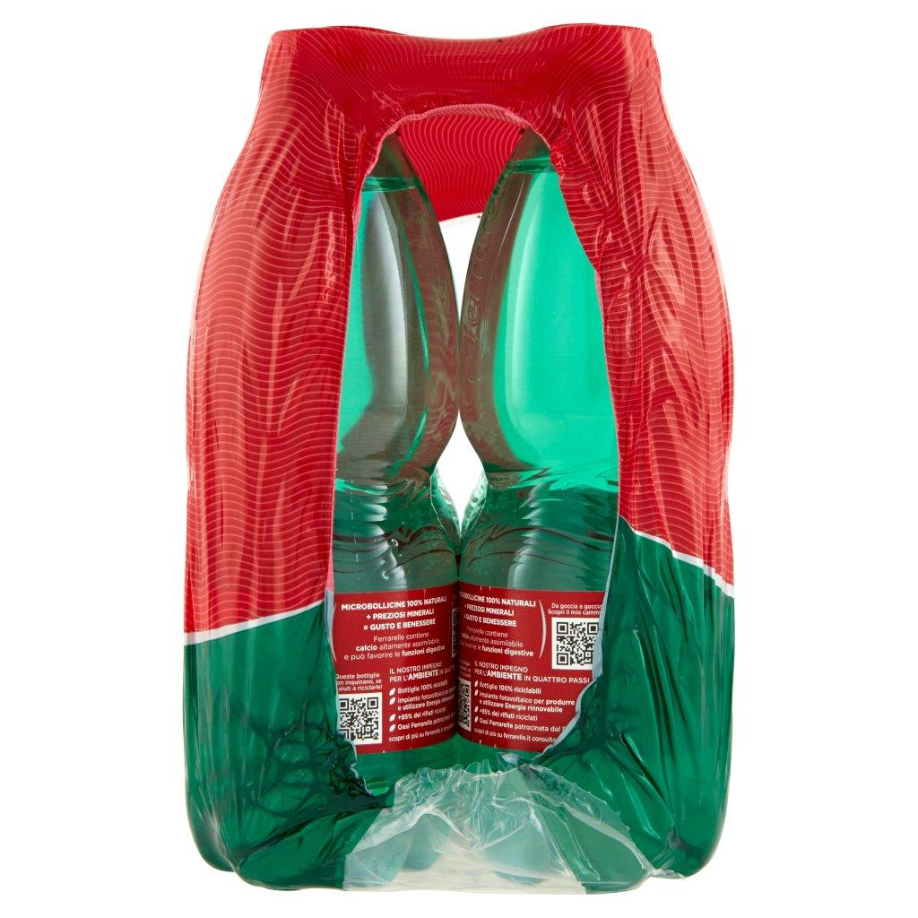 Ferrarelle 6 x 0,5 l Imballaggio 6 Bottiglie Da 0,5 L 3