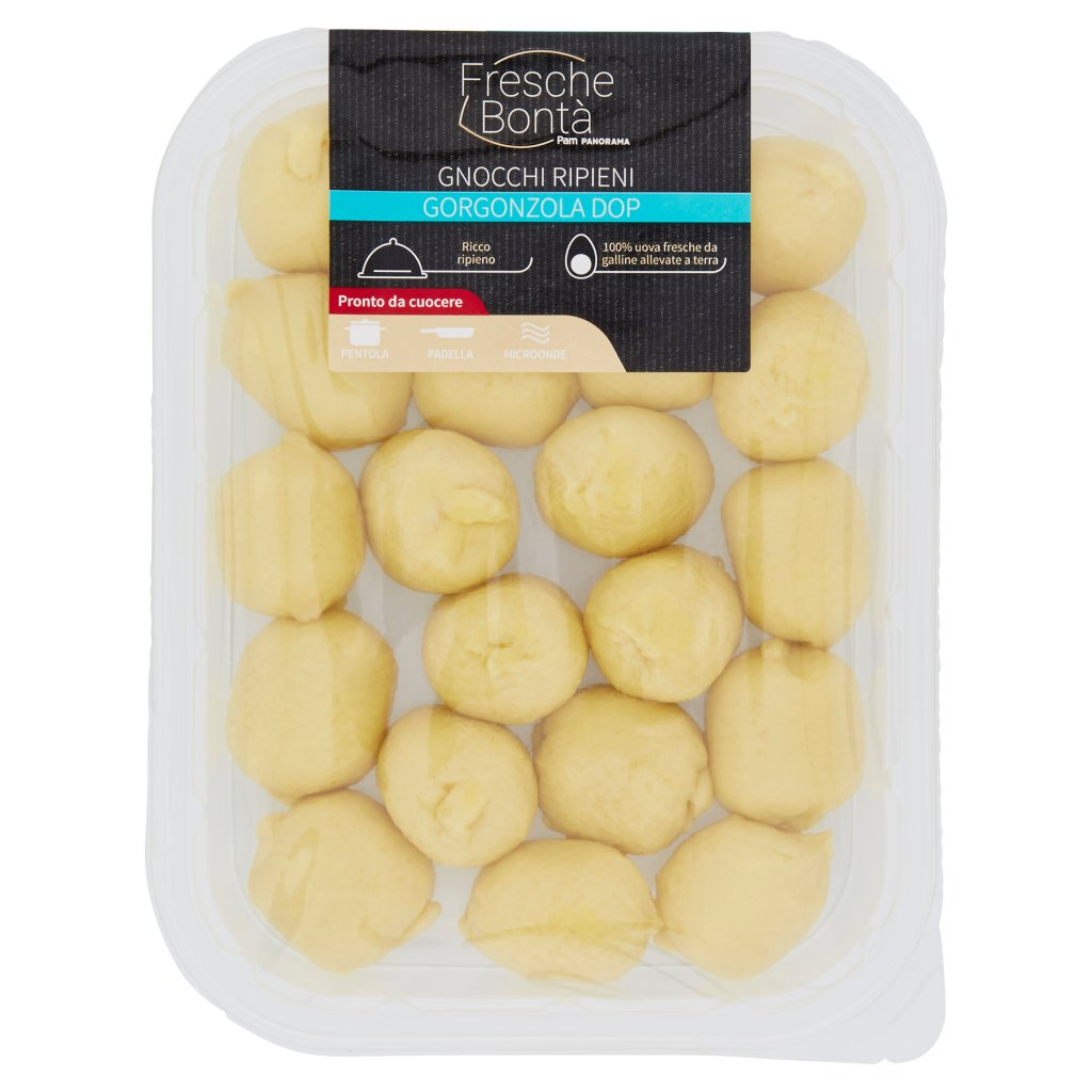 Fresche Bontà Gnocchi Ripieni Gorgonzola Dop 400  g