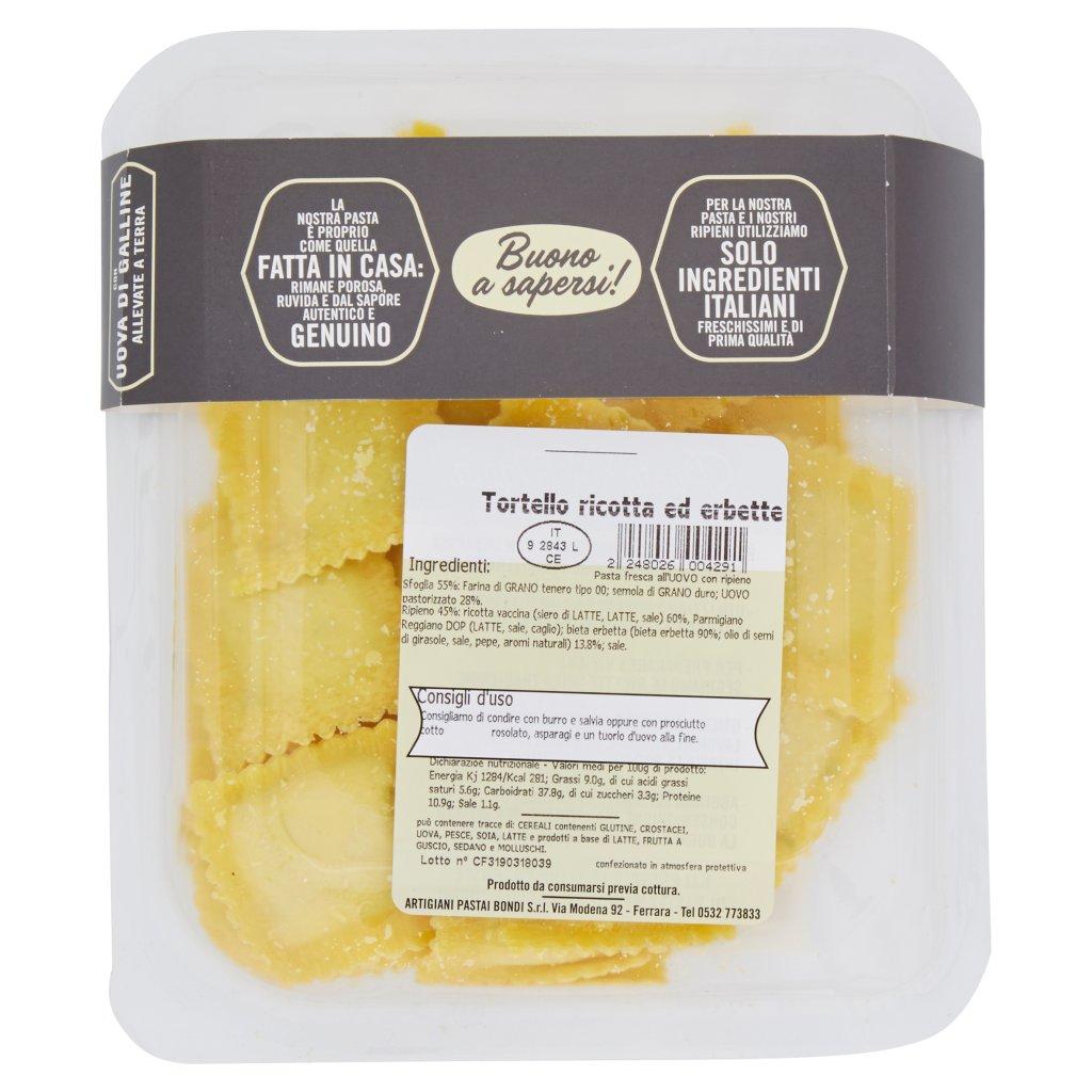 Pasta & Magia Tortello Ricotta Ed Erbette Pack 2
