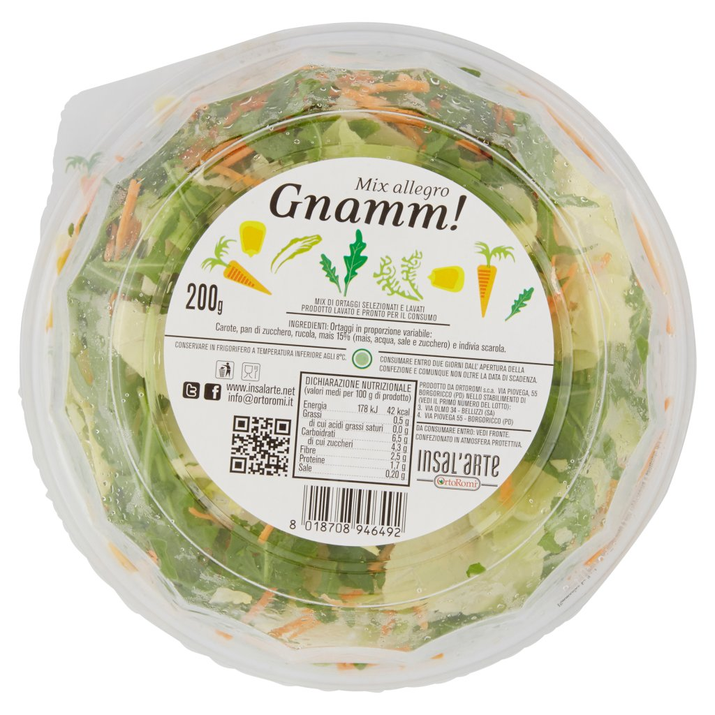 Insal'arte Gnamm! Mix Allegro