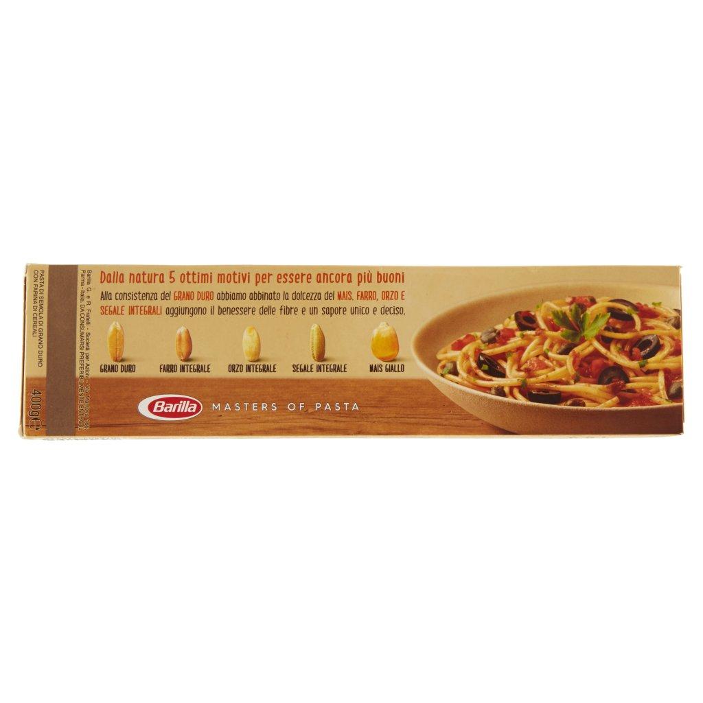 Barilla Spaghettoni 5 Cereali Grano-farro-orzo-mais-segale