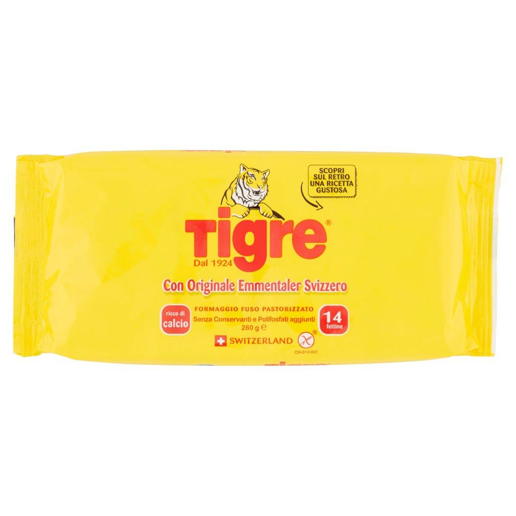 Tigre 14 Fettine Confezione 280 G 1