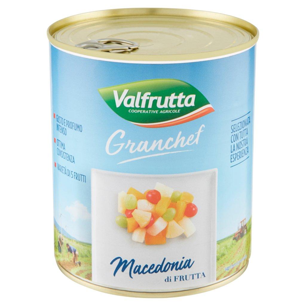 Valfrutta Granchef Macedonia di Frutta