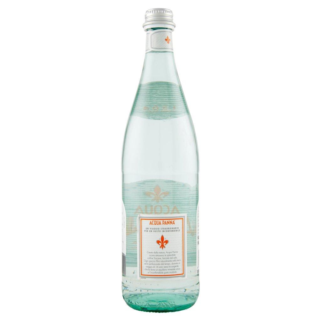 Acqua Panna , Acqua Minerale Oligominerale Naturale , Vetro