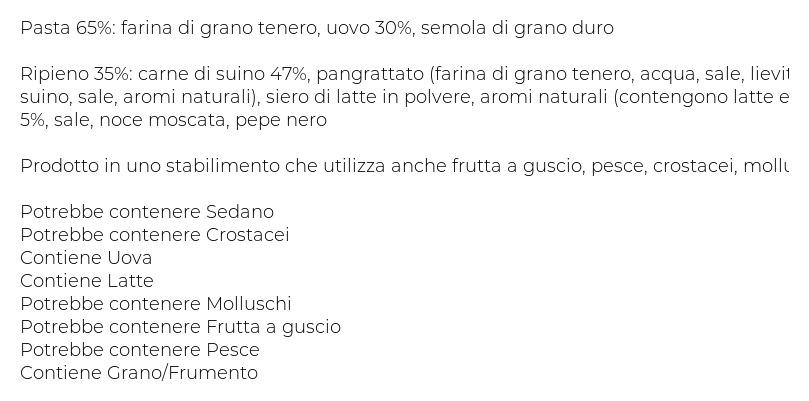 Giovanni Rana Rustici Tortellini Casarecci