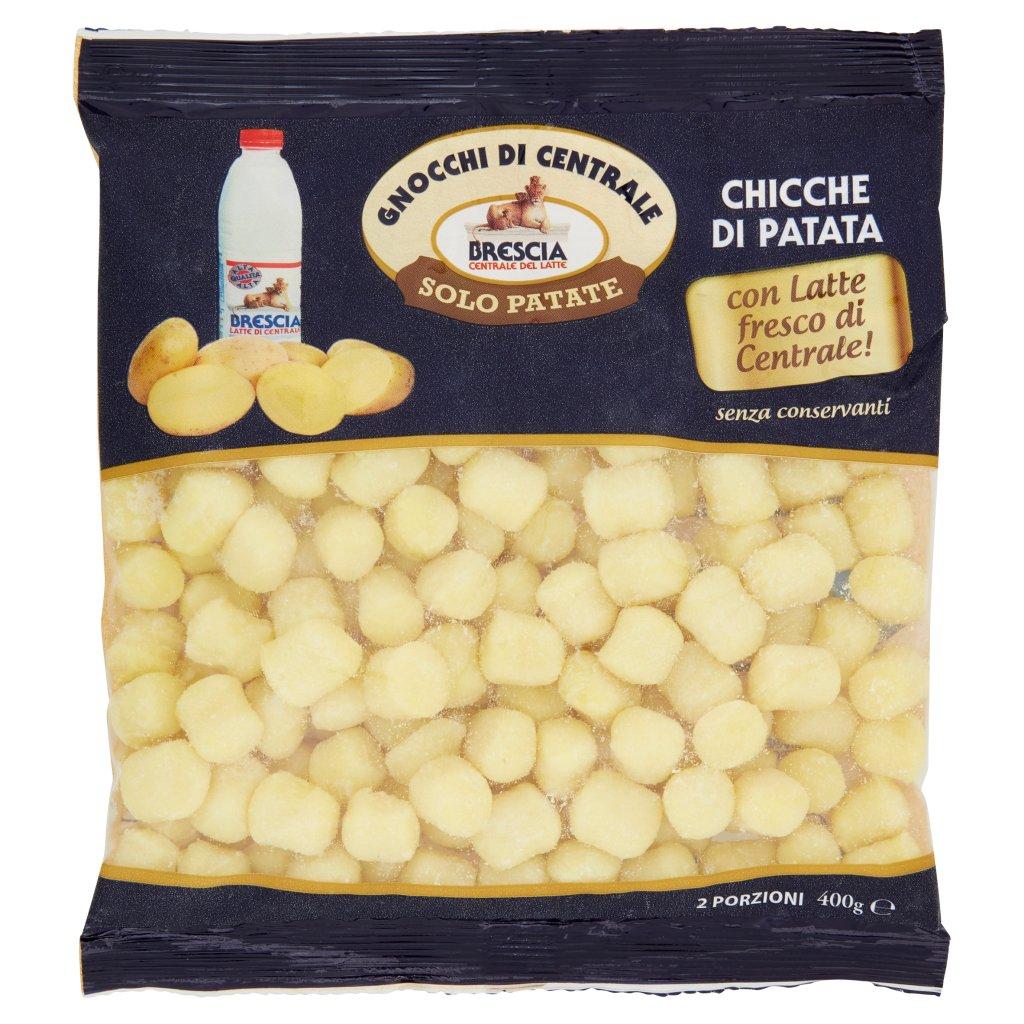 Brescia Chicche di Patata con Latte Fresco di Centrale!