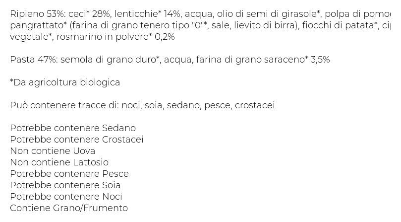 Scoiattolo Girasoli Bio Legumi: Ceci e Lenticchie
