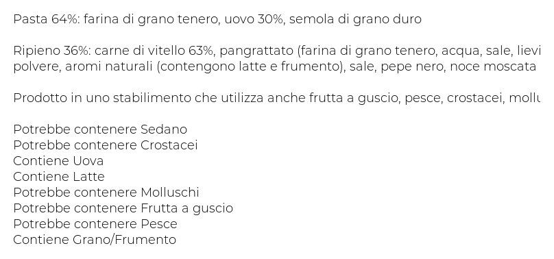 Giovanni Rana Sfogliavelo Vitello