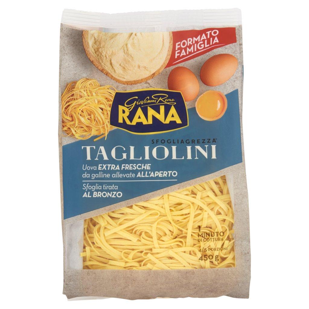 Giovanni Rana Sfogliagrezza Tagliolini