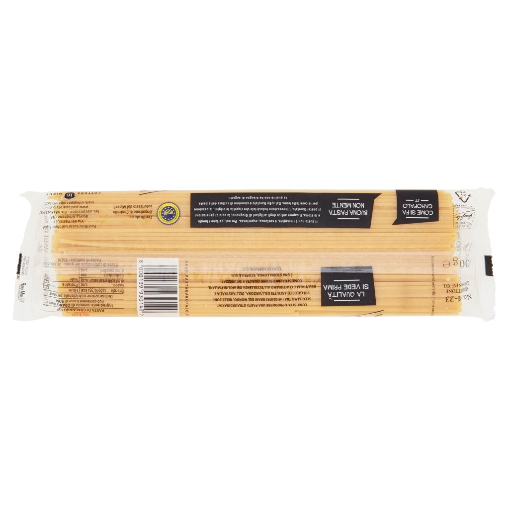 Garofalo Spaghettone Gragnanese Xxl No. 4-23 Pasta di Gragnano Igp
