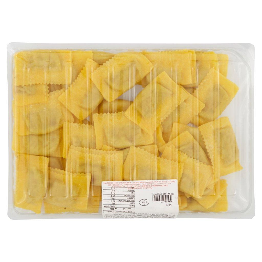 Pasta Piccinini Ravioli ai Funghi 0,500 Kg Vaschetta 0.500 Kg 1