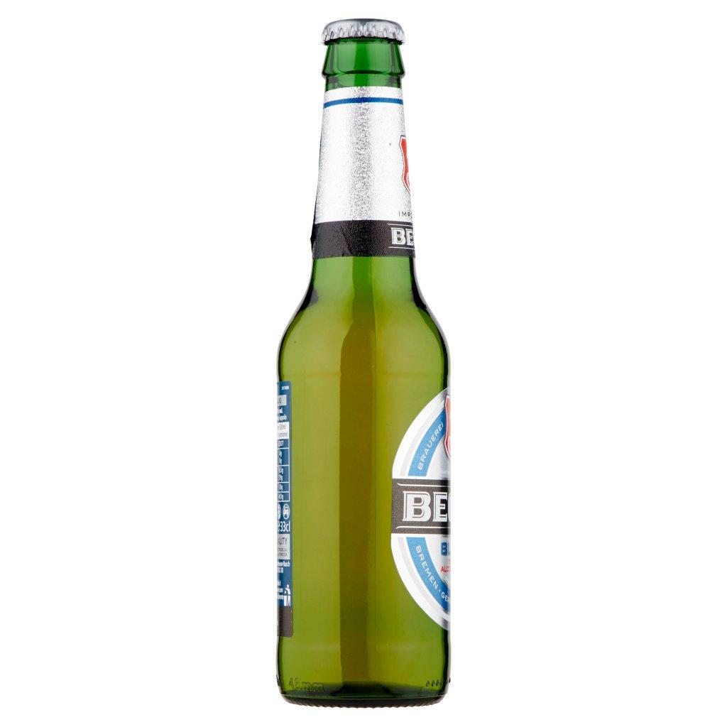 Beck's Beck's Blue Birra Pilsner Tedesca Analcolica Bottiglia