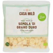 Casa Milo Pasta Fresca di Semola di Grano Duro Orecchiette Bio