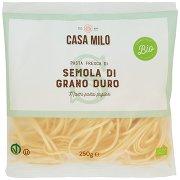 Casa Milo Pasta Fresca di Semola di Grano Duro Troccoli Bio