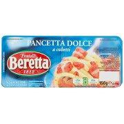 Fratelli Beretta Pancetta Dolce a Cubetti 2 x 75 g