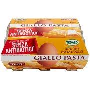 Tedaldi Giallo Pasta Speciali per Pasta e Dolci 6 Uova