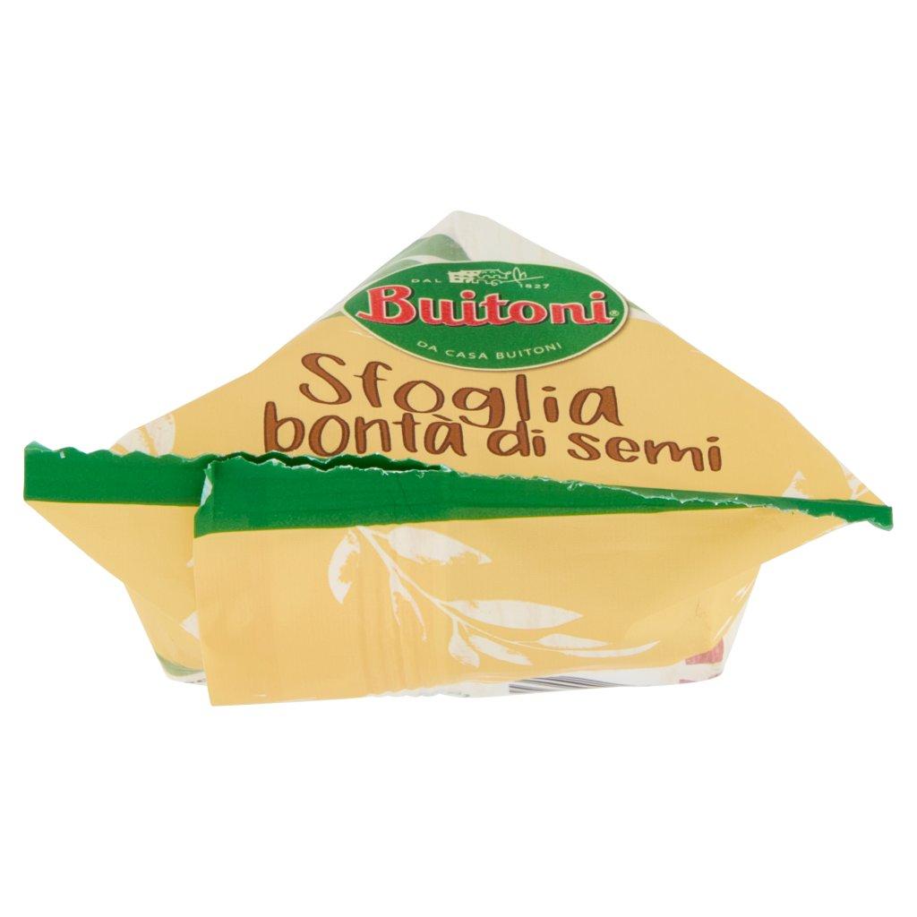Buitoni Sfoglia Bontà di Semi Pasta Sfoglia Fresca Stesa Rotonda Rotolo Confezione 230 G 4