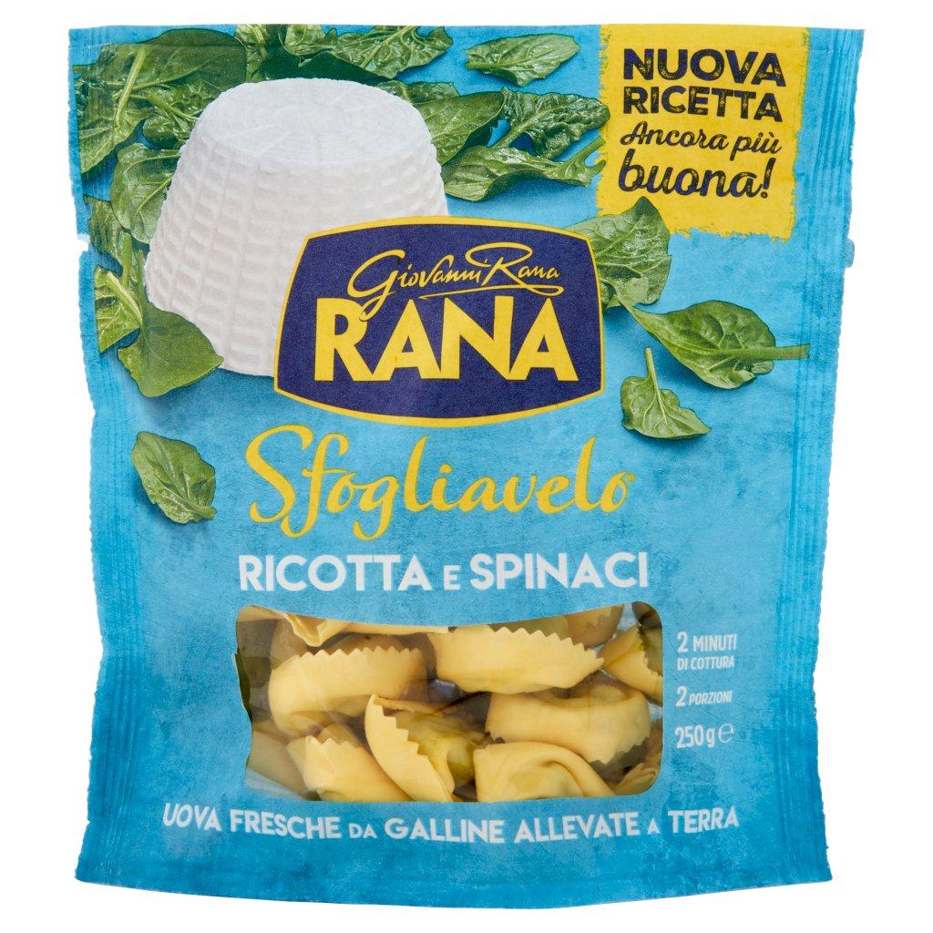 Giovanni Rana Sfogliavelo Ricotta e Spinaci