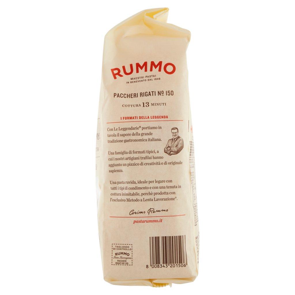 Rummo Le Leggendarie Paccheri Rigati № 150