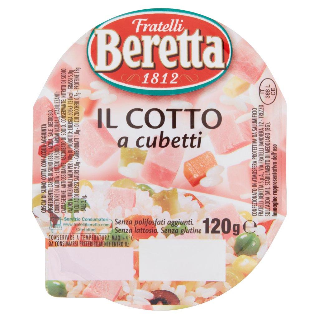 Fratelli Beretta Il Cotto a Cubetti