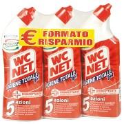 Wc Net Ml700wc Net Igiene Tot. Confezione da 3 Bottiglie