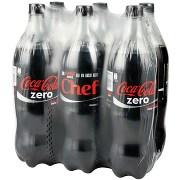 Coca-cola Cl150 Coca Cola Zero Pet Confezione da 6 Bottiglie