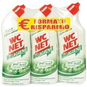 Wc Net Ml700wc Net  Bio Igiene Confezione da 3 Bottiglie