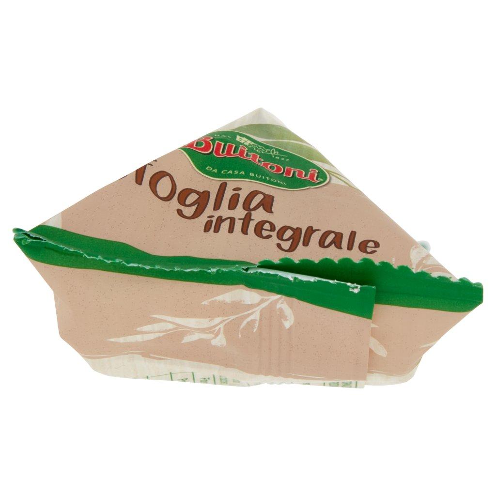 Buitoni Sfoglia con Farina Integrale Pasta Sfoglia Fresca Stesa Rotonda Rotolo