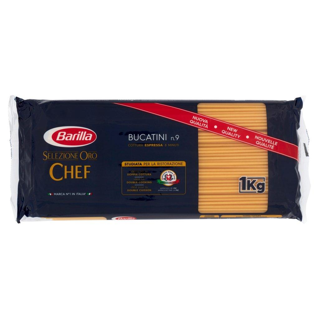 Barilla Selezione Oro Chef Bucatini N°9 1kg