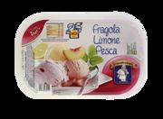 Gelato Frag./limone/pesca Kg.1
