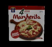 4 Pizze Margherita Kg. 1.2 S/b