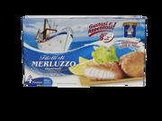 Filetti Merluzzo Pan. S/b G400