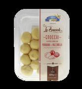 Gnocchi Pom./mozzar.Gr400  C/b
