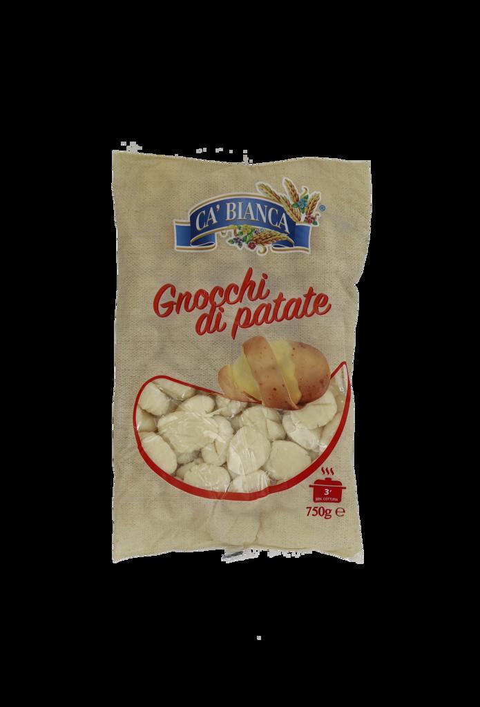 Gnocchi di Patate Gr.750 C/b