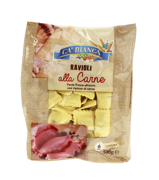 Ravioli Carne Gr.500 Ca Bianca