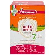 Plasmon Latte di Proseguimento Nutri Mune 2 2 x 400 g