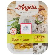 De Angelis Gluten Free Tortelli Ricotta e Spinaci